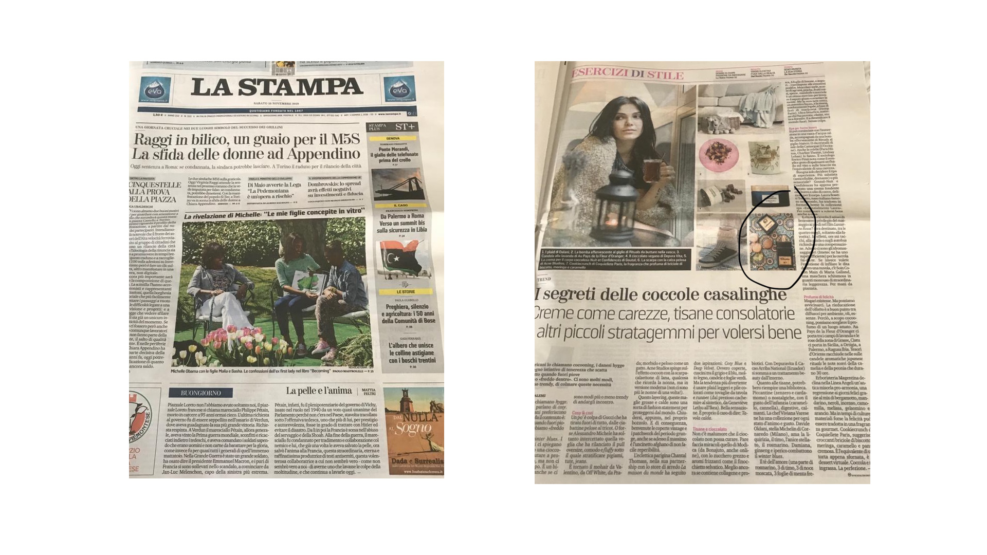 LA STAMPA QUOTIDIANO